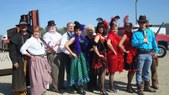 You can expect citizens of Oak Grove to be in period costume Saturday for the 12th Annual Jesse James Roundup Festival.