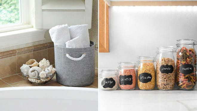 10 things you can buy that will make organizing your home easy
