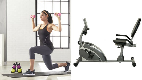 15 at-home fitness products with a cult following on Amazon—and why they're worth it