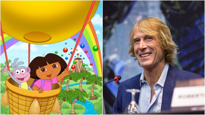 """""""Dora the Explorer"""" is set to be a live-action movie produced be """"Transformers"""" director Michael Bay."""