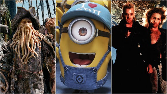 Check out all the hot movies ready to stream in April for kids and families.