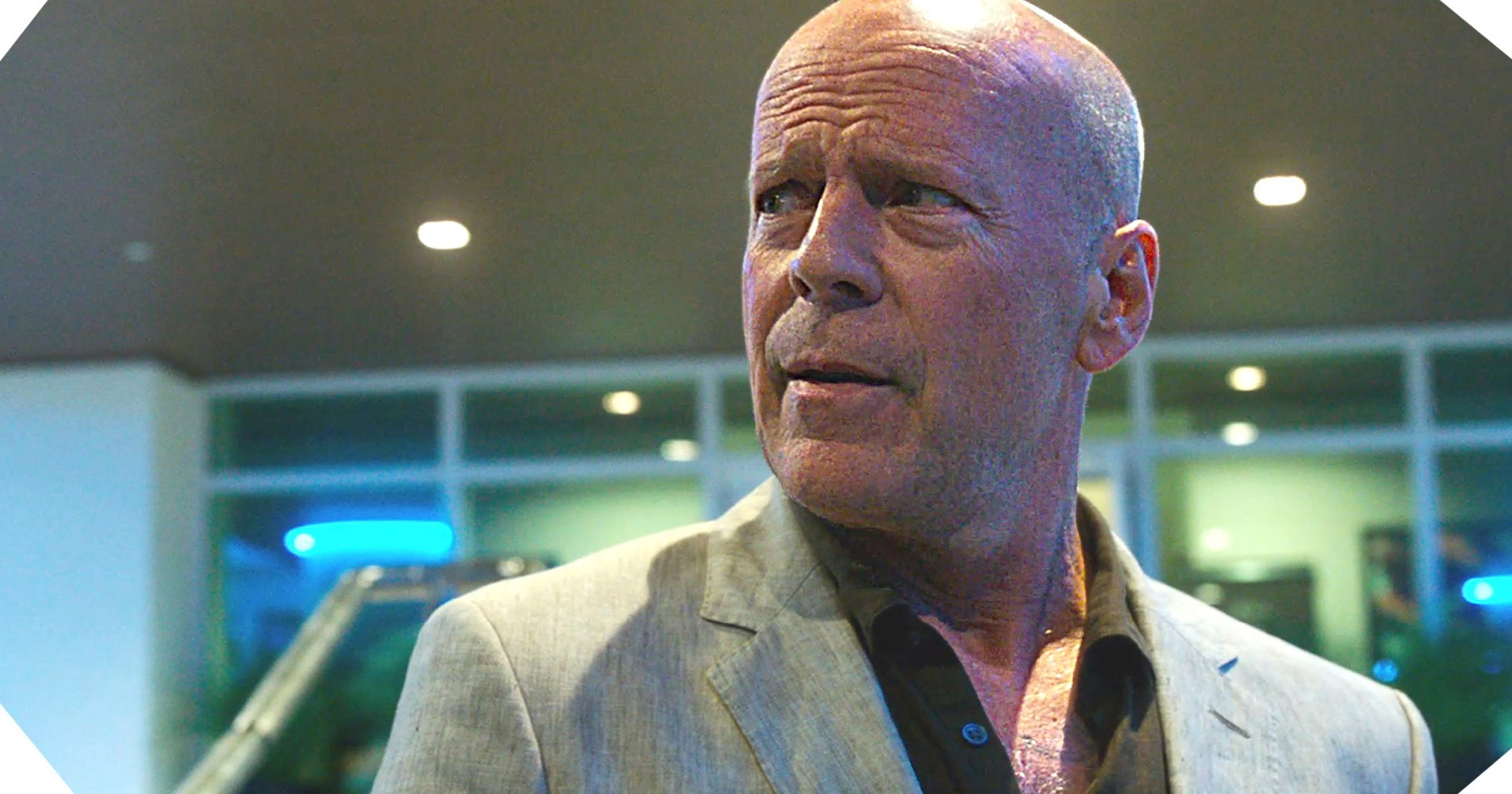 Bruce Willis What Is His Latest Action Movie