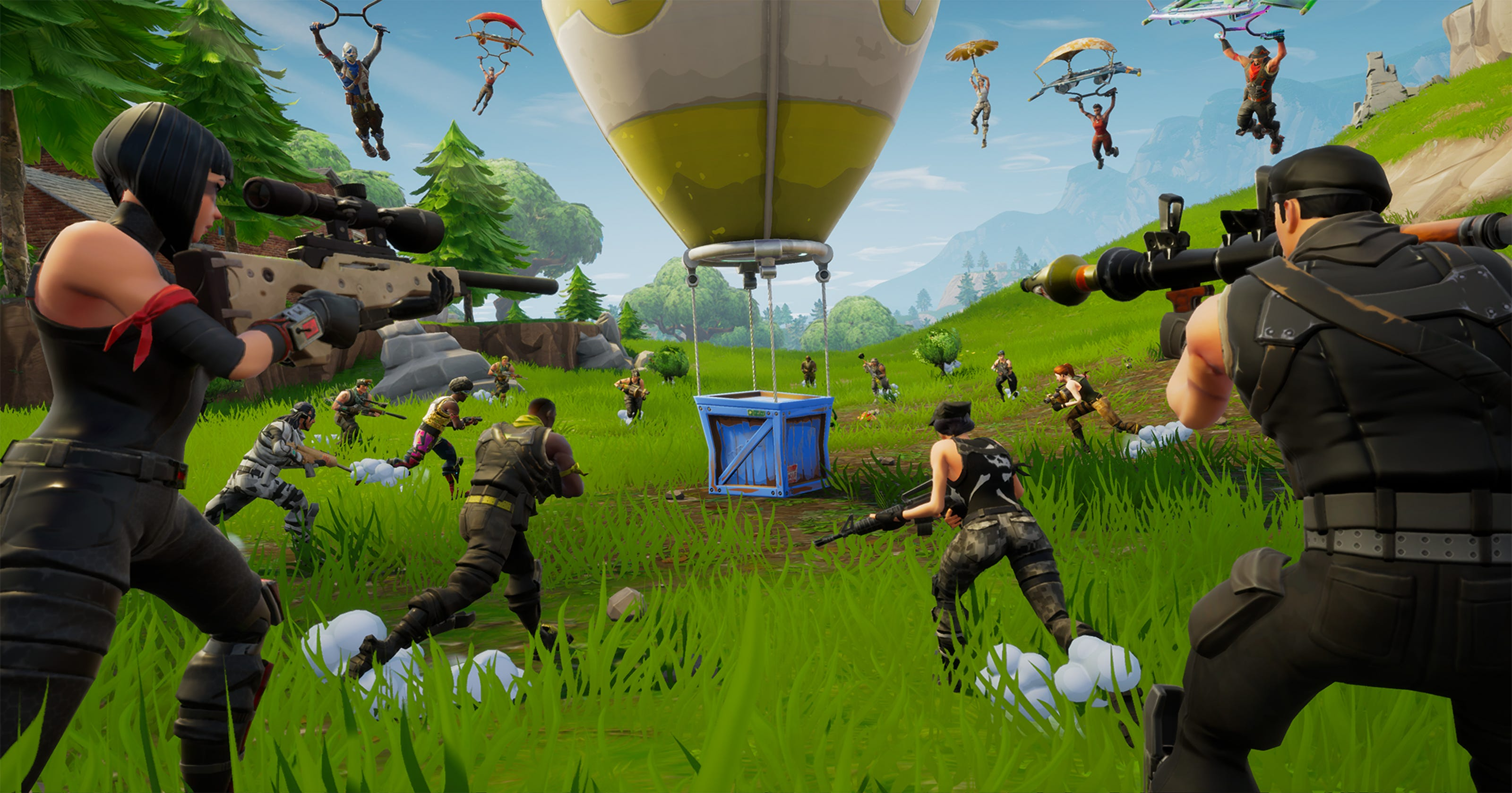 Fortnite Kicks Off Season 8 But Could The Game Have Already Peaked