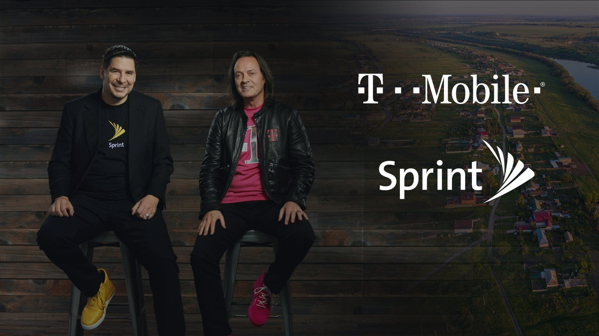 T Mobile And Sprint Are Now One Ceo John Legere Steps Down Early