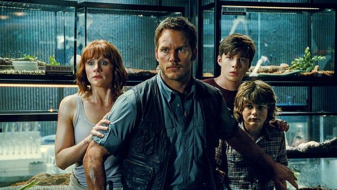 """Jurassic World"" (2015) is still the king of the summer movie box office."