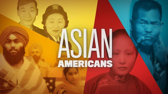 """Asian Americans"" (8 p.m., PBS, TV-14, check local listings), a five-hour documentary series exploring the history of immigrant Americans."