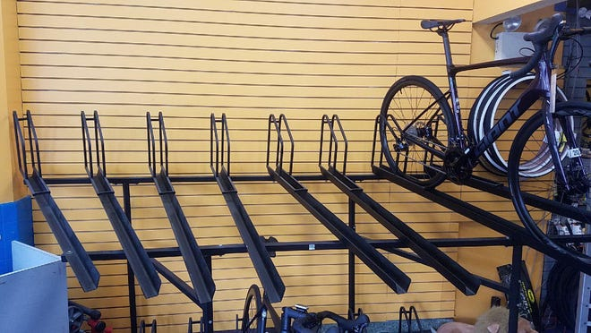 Bikes are out of stock, but shop owners are swamped by repair work.