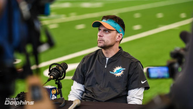 Josh Boyer is the Dolphins' new defensive coordinator.