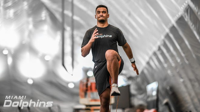 Tua Tagovailoa is the subject of an upcoming film.