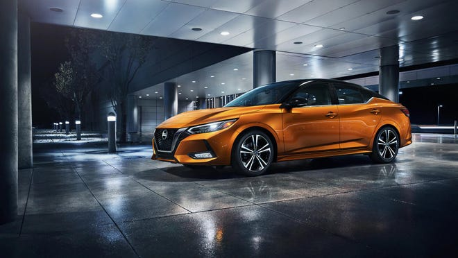 In the 2020 Nissan Sentra SR Premium, power gets delivered to the front wheels from an all-new 2.0-liter four-cylinder engine that makes 149 horsepower and 146 pound-feet of torque.