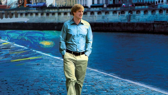 "Owen Wilson in ""Midnight in Paris,"" a romantic fantasy by Woody Allen that co-stars the City of Light."
