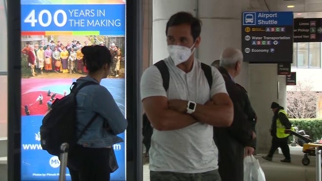 .Passenger volume at Logan International Airport is unlikely to return to pre-pandemic levels for at least another two years, and the recovery process could take six years under a worst-case scenario, Massachusetts Port Authority officials said Thursday.