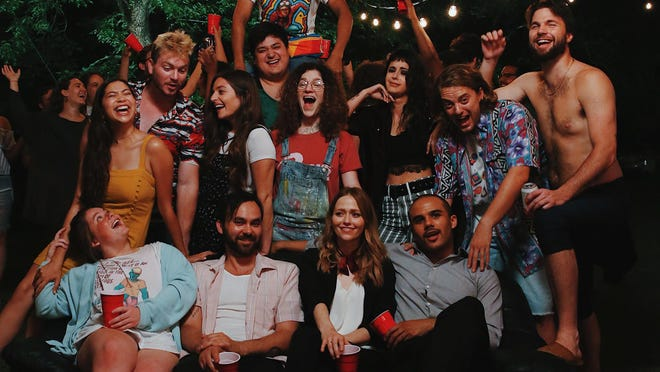 """Will Bakke directed and co-wrote Austin-based party flick """"The Get-Together."""""""