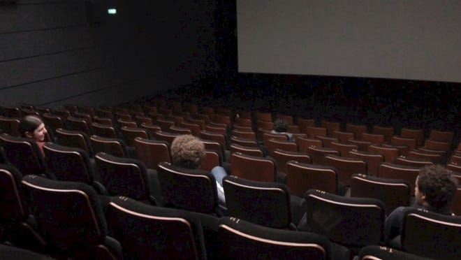 Movie theaters are among the businesses that can open up starting Monday, as part of Phase 3.