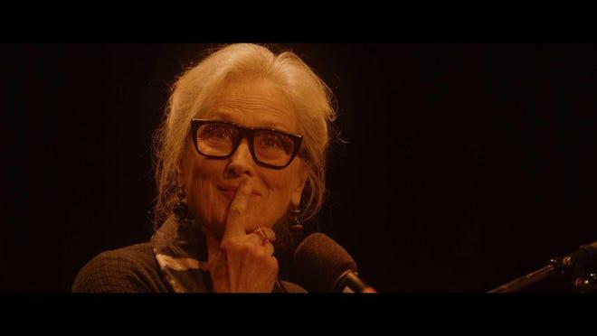 "Meryl Streep in ""Let Them All Talk."""