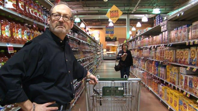 Jim Shorts: The shopping cart police