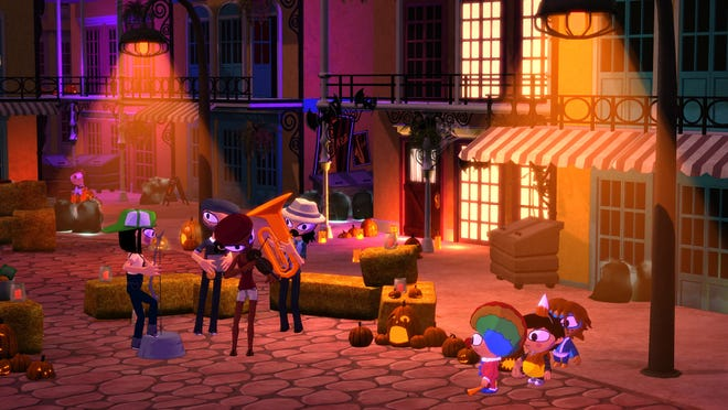 "Snarky trick-or-treating kids return in ""Costume Quest 2"" for consoles and PC."