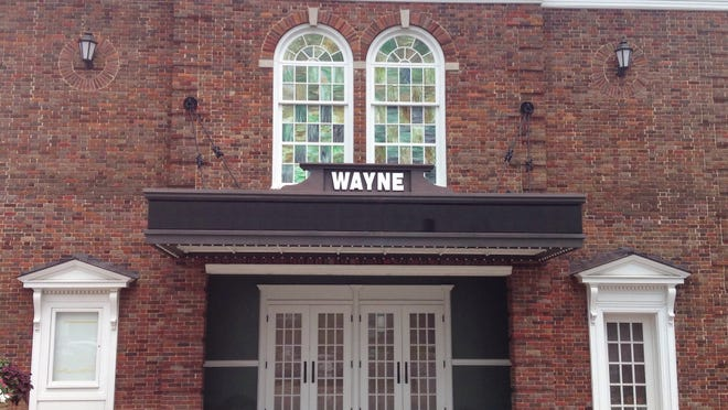 The Wayne Theatre.