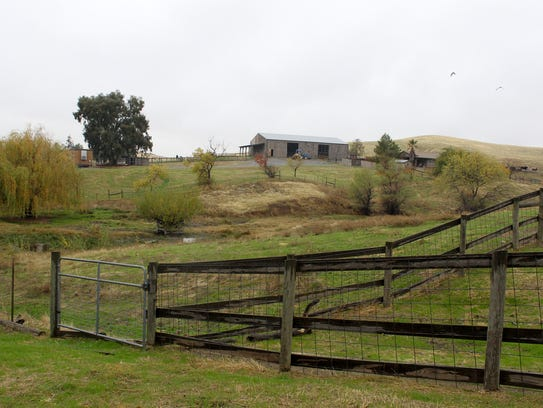 Farm Sanctuary's Northern California Shelter in Orland