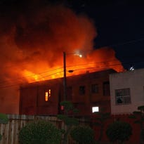 Salinas Fire investigation underway
