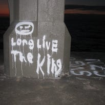 Soon after access becomes easier, teens vandalize Port Washington lighthouse with graffiti