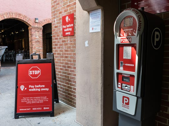 Premium Parking out of New Orleans is now managing