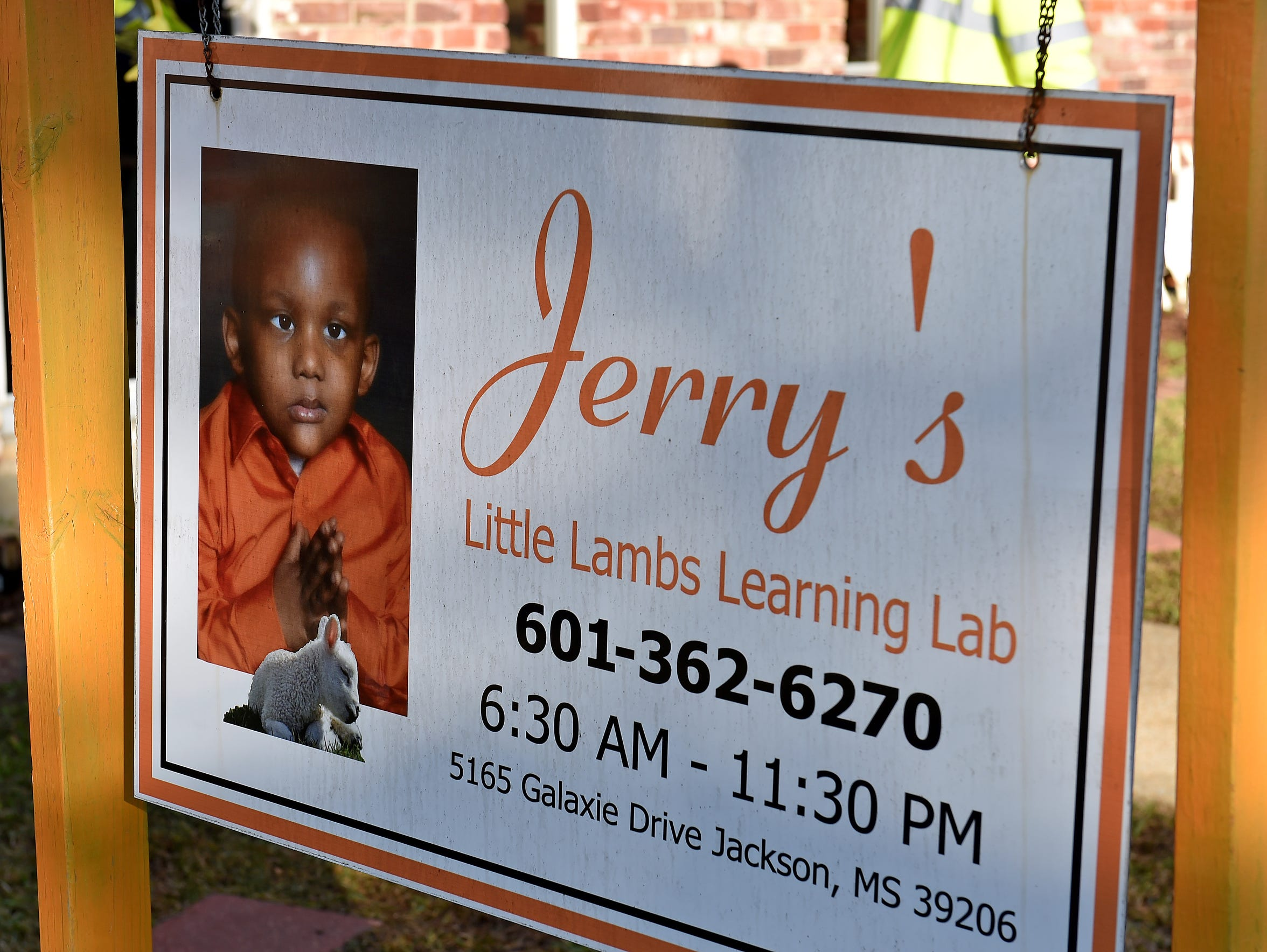 JoAnn Lindsey opened Jerry's Little Lambs Learning