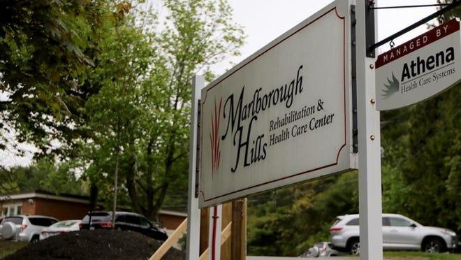 Marlborough Hills Rehabilitation & Health Care Cetner.