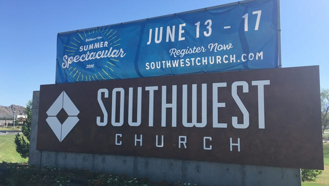 This Indian Wells church asked their lead pastor to resign because of his views on same-sex marriage, members said.