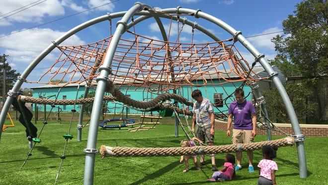 FAMU Way playground.