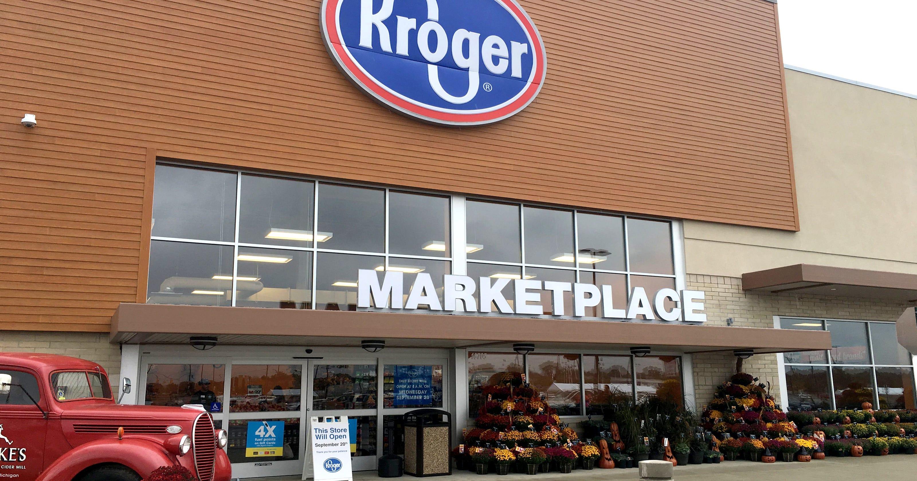 Kroger closing in Dearborn, chain to invest $97 million in Michigan