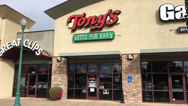 Tony's Lotto Pub Bar, located at 3815 Devonshire Ave. NE, scored a perfect 100 on its semi-annual restaurant inspection Jan. 25.
