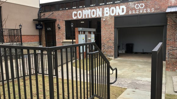 Common Bond Brewers will be the city's first production brewery and tap room.