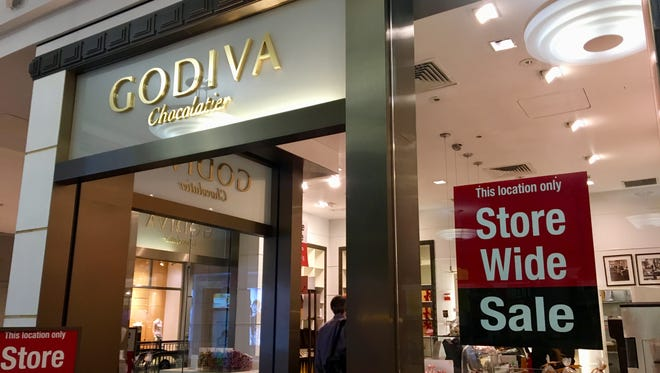 Godiva Chocolatier is the latest Circle Centre Mall retailer to announce plans to close.