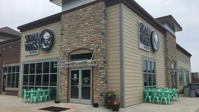 Skaliwags by Chef Chris will expand the new Lineville Road restaurant's menu this summer from a prix fixe menu to a full menu.
