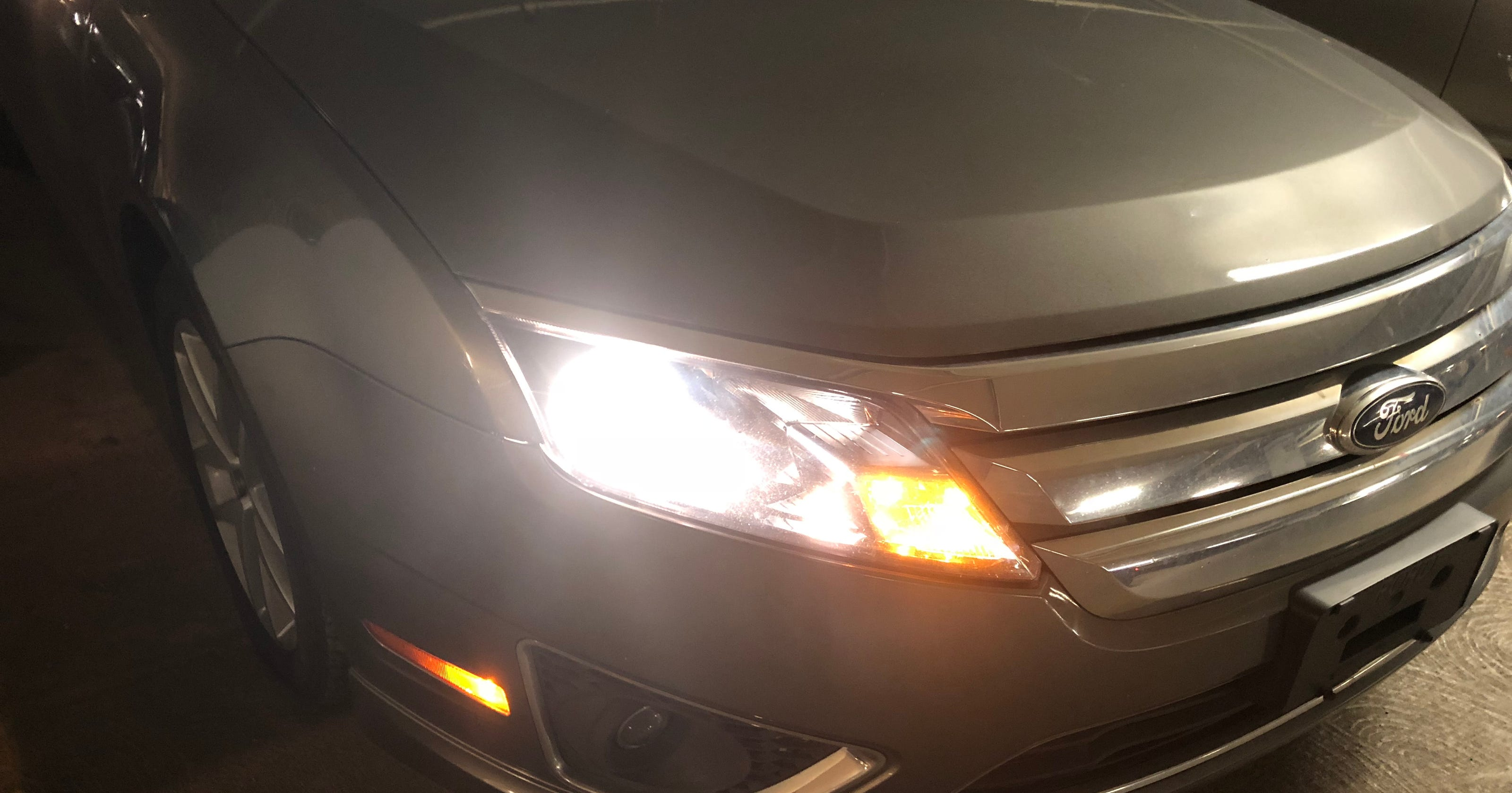 New Indiana Law Clarifies Rules For Headlights And Taillights