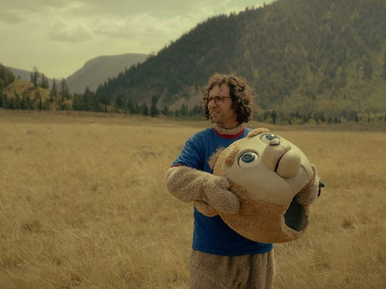"""Kyle Mooney is determined to keep going the TV show that has obsessed him since childhood in """"'Brigsby Bear."""""""