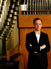 Organist Thomas Gaynor performs Friday at Cornell.