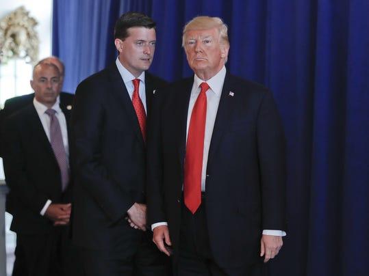 Donald Trump,Robbert Porter