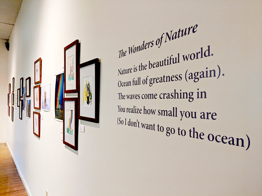 "The Memory Maker Project presents the ""Nature's Memories"""