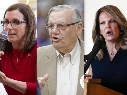 Arizona Republican Senate Candidates 2018
