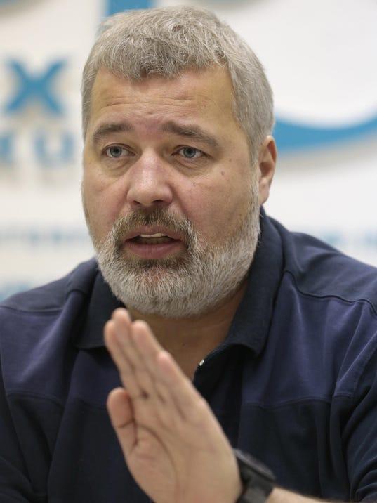 Dmitry Muratov