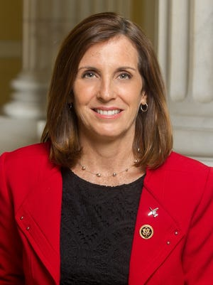 U.S. Rep. Martha McSally, who is running in the Republican primary for the U.S. Senate seat held by Jeff Flake, has called to boost border security.