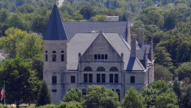 Wayne County Courthouse.