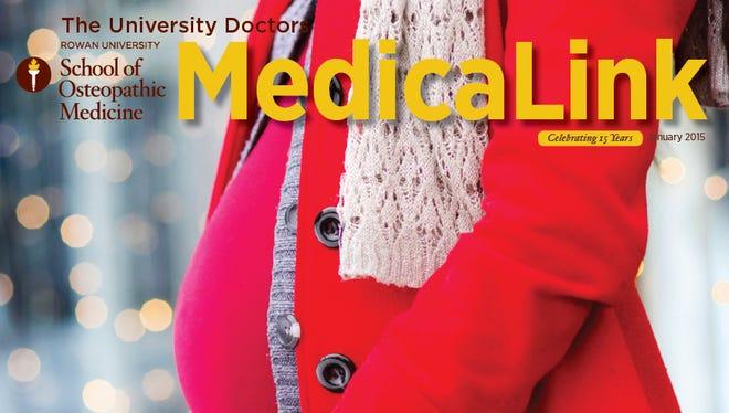 The University Doctors MedicaLink, January 2015 edition.