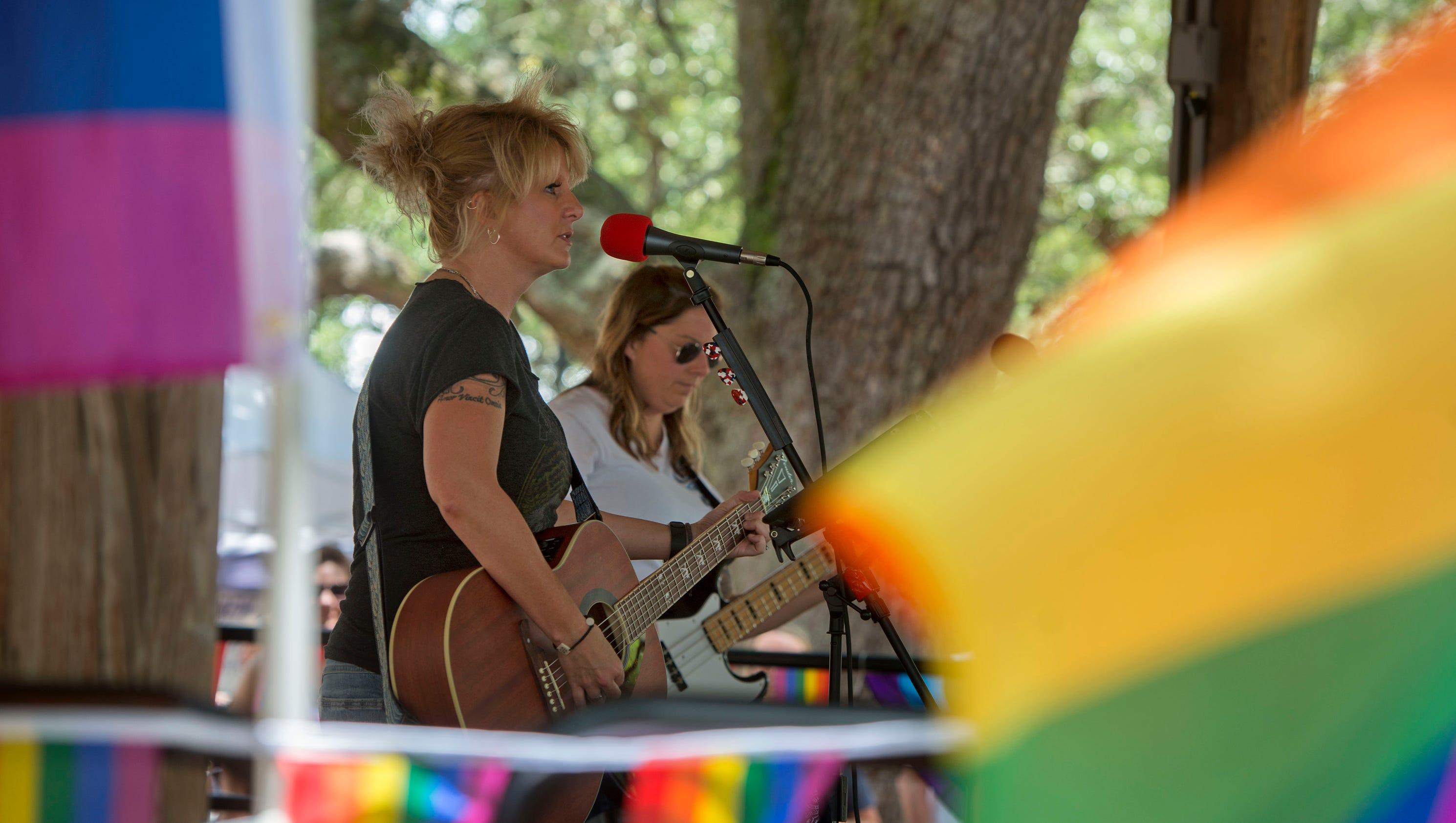 Pensacola gay pride festival