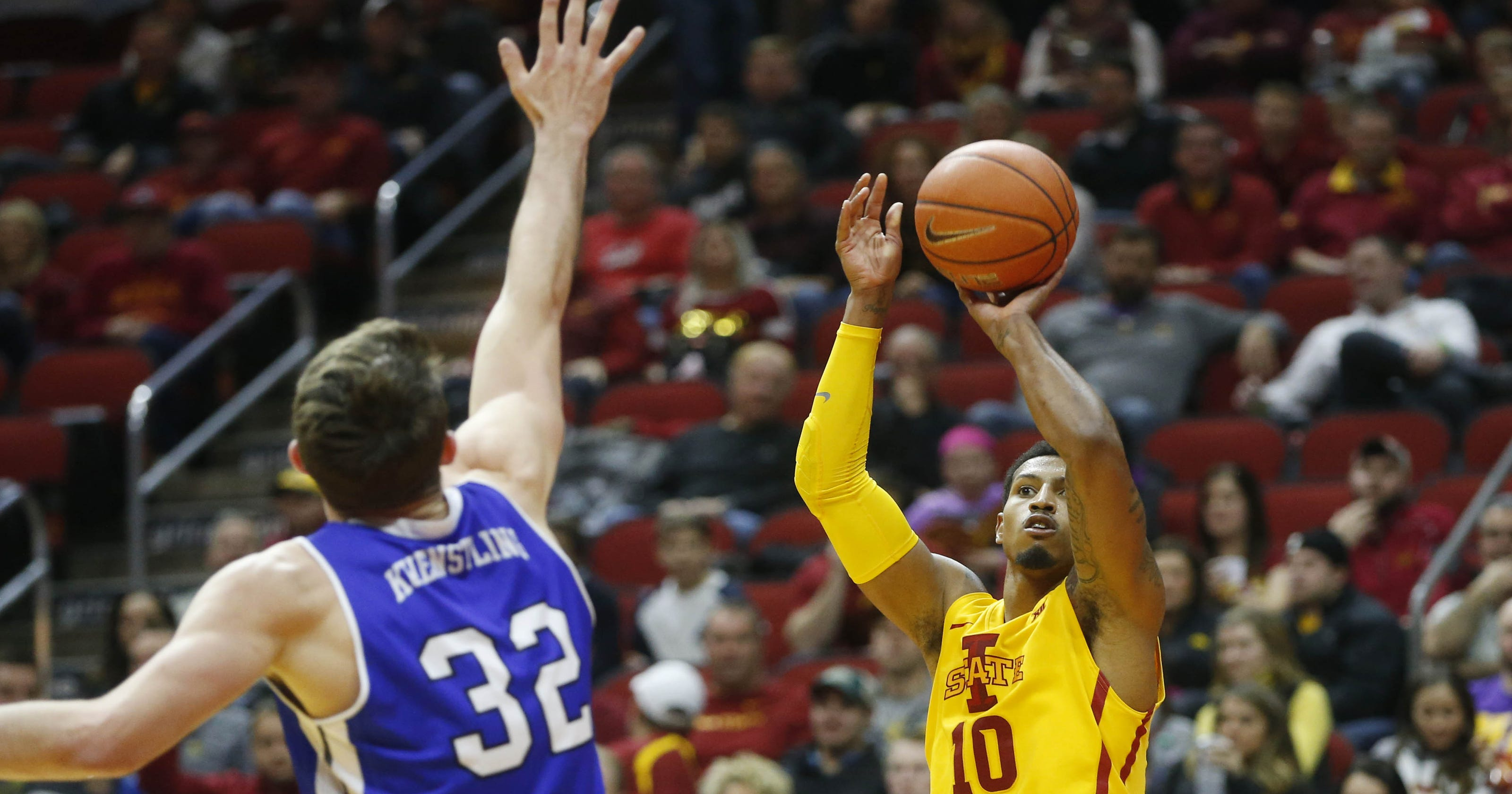 isu mens basketball score - HD 1600×800