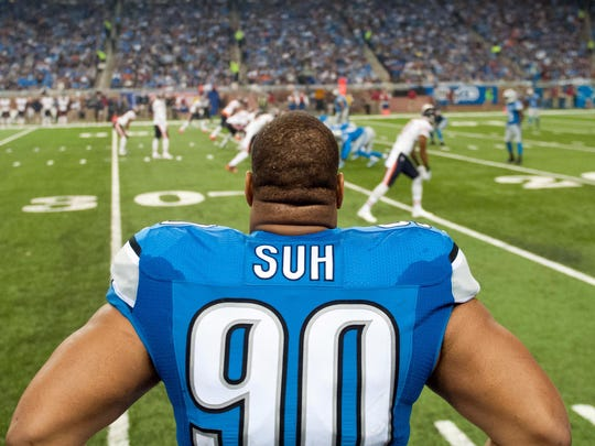 Signing Ndamukong Suh would give Indy a bonafide star on the D-line.