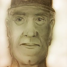 Investigators say the victim may have looked like this, based on a composite sketch.