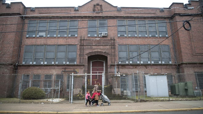 The 105-year-old building that holds J.G. Whittier Family School in Camden will close.